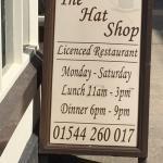 Hat Shop Restaurant