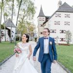 Hochzeit auf Schloss Prielau