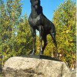 Monument The Elk
