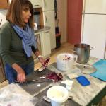 Cooking with Letizia