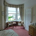 Our Lovely Room at the front of the B&B