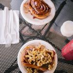 Cinnamon Roll Fair Hawaii Foto