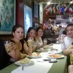 cena de negocios