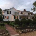 Front of the Main Inn