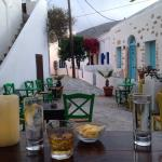 Our favourite bar in Chora