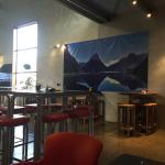 Foto de Alpine Centre Cafe