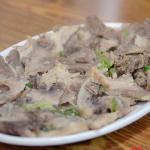 Huiyeongcheong Lamb Pyeong Hangover Cure Soup