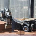 Mini to scale mining displays