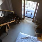 Kamar Duplex yang saya tempati