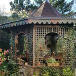 le kiosque du jardin