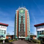 The Holiday Inn Cannock