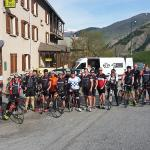 About to start Day 7 of ride2monaco...