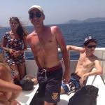 Formentera - boat party