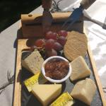 Cheese board, perfect for starter or dessert!