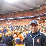 My yearly trip to Cuse