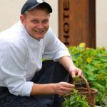 Unser Küchenchef Alexander Schulz