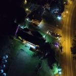 Fotos aéreas del lugar