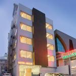 hotel pallav building