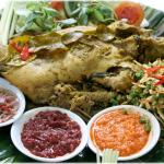 Bebek Betutu / Balinese smoked duck