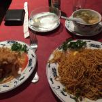 Foto de The Lantern Chinese Restaurant & Take Away