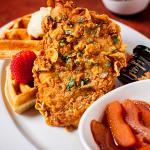 Chicken & Waffles Sunday Brunch