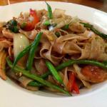 PHAD KEE MAO - Drunken Noodle