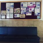 Waiting room....