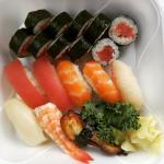 Sushi Combo from Cha-baa Thai & Sushi
