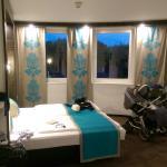 Zimmer 340 mit Baby Bett👍