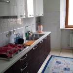 La cucina attrezzata di Casa di Roberto