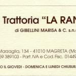 Photo of trattoria Rana