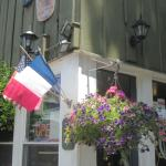 French Flag display