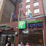 Holiday Inn Express New York City Times Square Foto