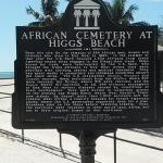 Hidden treasure. Great place to visit while in the Keys.  AFRICAN Burial ground.
