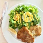 Chicken Fillet with green salad