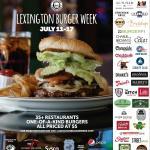 Lex burger week 2016