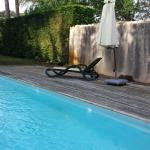 Piscine villa 3 piece