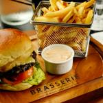 Dining at The Brasserie