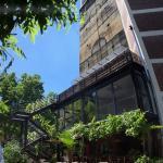 TurmGarten mit Terrassen