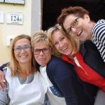 Claudia und unsere Mädels
