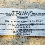 Photo de SpringHill Suites Minneapolis-St. Paul Airport/Mall of America