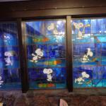 Snoopy Window