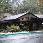 Restaurant's  housed in the Big Sur Lodge...naturally