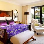 Executive Suite Bedroom, Residence & Spa