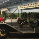 Early 1900s race cars.