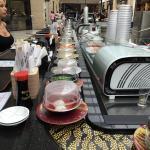 Wasabi Running Sushi Foto