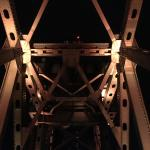 Junction Bridge at night