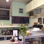 Foto de Huckleberry's Espresso & Ice Cream