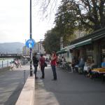 Stadt Salzburg - Fischgeschäft