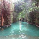 Pool Lagoon accessible only to guests of Baray Villa